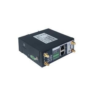 Router 4G industrial DUAL SIM NavigateWorx NR500-S4G A502733, ACCES Point industrial, 2 porturi Ethernet, aGPS, 1 port RS232, 1 port RS485, 2DI/2DO, alimentare 9 - 48VDC