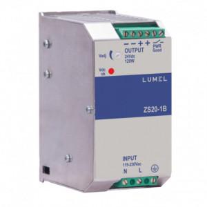 Sursa de alimentare LUMEL ZS20-1B, iesire 24V DC, 5A, 120W