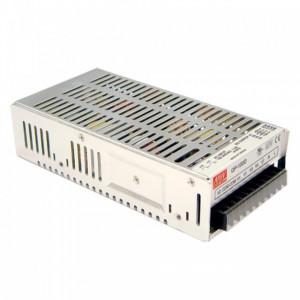 Sursa de alimentare MEAN WELL QP-100D, iesiri 5V/8A, 12V/2.4A, 24V/1A, -12V/0.6A, 100W