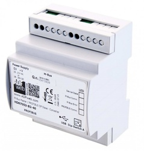 Data logger ADFWEB HD67324-B2, Ethernet, RS232, memorie 4Gb
