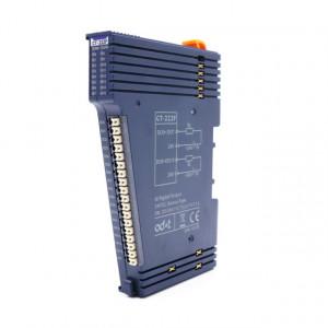 Modul de extensie I/O ODOT CT-222F, 16 ieșiri digitale izolate, PNP, indicator led pentru fiecare ieșire, alimentare 24VDC
