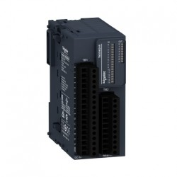 Modul extensie SCHNEIDER ELECTRIC TM3DM24R, 16DI/8DO, iesiri releu NO