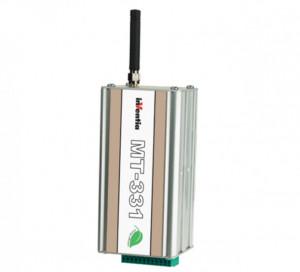 Modul I/O INVENTIA MT-331, 4DI-DO/2DI contoare/2AI, intrari binare si analogice, GSM 3G, logger