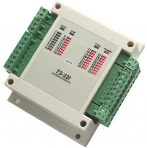 Modul I/O TEMCO CONTROLS T3-32AI, 32 AI, RS485, Modbus RTU