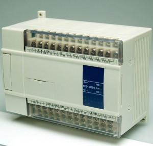 PLC XINJE XC3-32R-C 18DI/14DO, iesiri releu, alimentare 24V DC