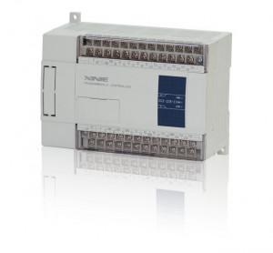PLC XINJE XC5-24T-E 14DI/10DO, tranzistor, alimentare 100-240VAC
