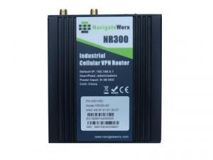 Router 4G industrial DUAL SIM NavigateWorx NR300-4G A301430, 1 port Ethernet, 1 port RS232, 1 port RS485, alimentare 9 - 36VDC