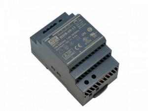 Sursa de alimentare MEAN WELL HDR-60-12, iesire 12V, 4.5A, 54W