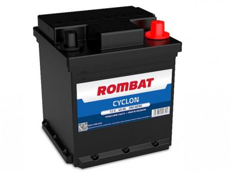 Poze Acumulator Auto Rombat Cyclon 12V 40Ah