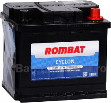 Poze Acumulator Auto Rombat Cyclon 12V 44Ah