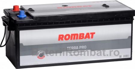 Poze Acumulator Autocamion Rombat Terra PRO 12V 200Ah