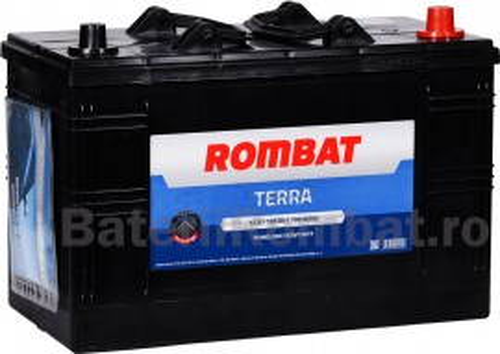 Poze Acumulator Autocamion Rombat Terra 12V 105Ah