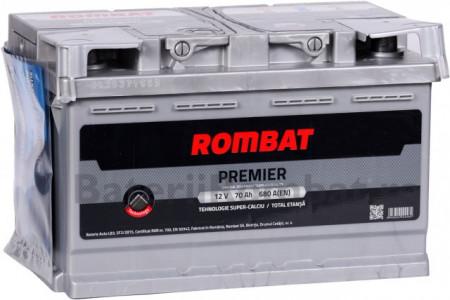 Poze Acumulator Auto Rombat Premier 12V 70Ah