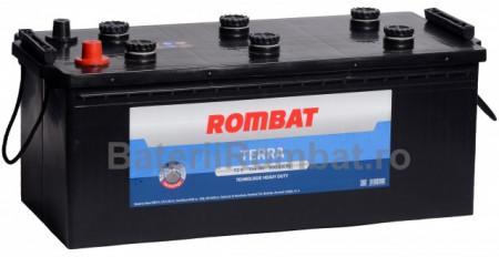 Poze Acumulator Autocamion Rombat Terra 12V 154Ah