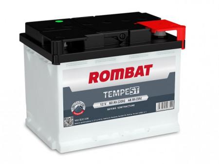 Poze Acumulator Special Rombat Tempest 12V 60Ah