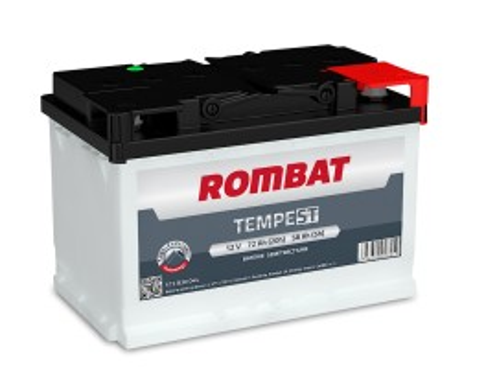 Poze Acumulator Special Rombat Tempest 12V 72Ah