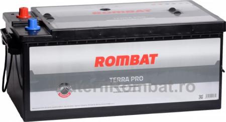 Poze Acumulator Autocamion Rombat Terra PRO 12V 230Ah
