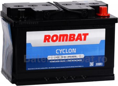 Poze Acumulator Auto Rombat Cyclon 12V 72Ah