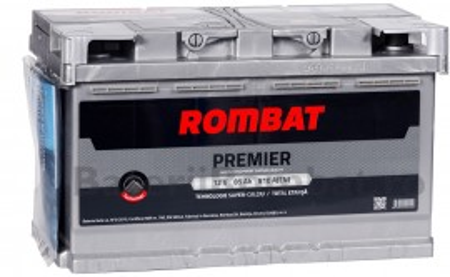 Poze Acumulator Auto Rombat Premier 12V 85Ah