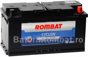 Acumulator Auto Rombat Cyclon 12V 100Ah