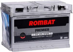 Acumulator Auto Rombat Premier 12V 75Ah