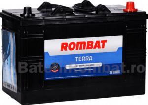 Acumulator Autocamion Rombat Terra 12V 105Ah