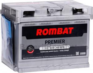 Acumulator Auto Rombat Premier 12V 65Ah