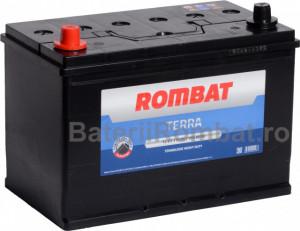 Acumulator Autocamion Rombat Terra 12V 110Ah