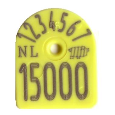 Torbogen cu logo si numar