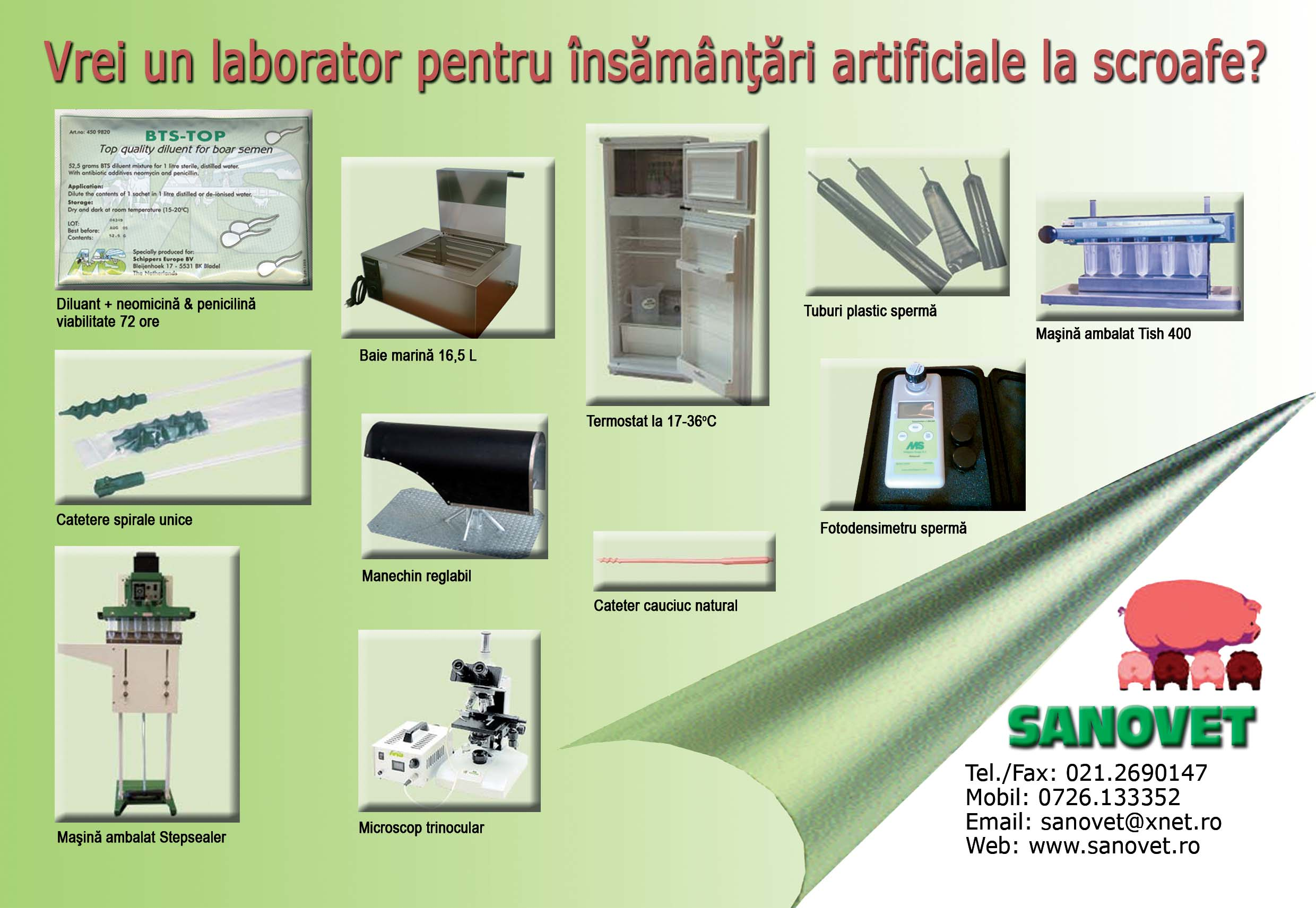 laborator complet