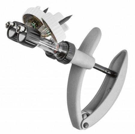 Seringa Eco-matic ® Twin cu 2 rezervoare separate de 0,5 ml, 1ml, 2 ml