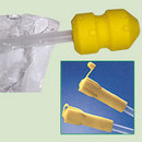 Catetere sterile foam tip lubrefiate x 500 buc