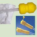 Catetere sterile foam tip, lubrifiate x 500 buc