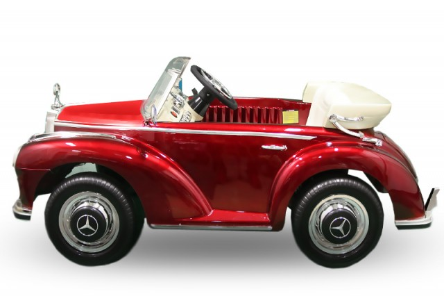 mercedes elektro kinderauto mercedes 300s 2x 35w motor. Black Bedroom Furniture Sets. Home Design Ideas