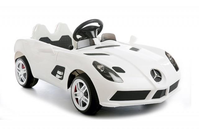 Mercedes elektro kinderauto mercedes benz slr mclaren moss for Moss motors mercedes benz
