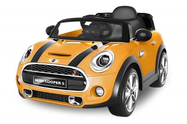 mini elektro kinderauto mini hutch 2x 30w motor. Black Bedroom Furniture Sets. Home Design Ideas