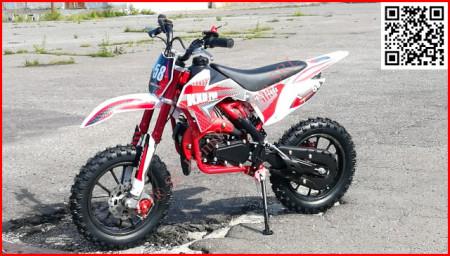 "Poze MOTO CROSS 50cc midi DIRT BIKE 702A - Poket J10"" OFERTA livrare GRATIS"