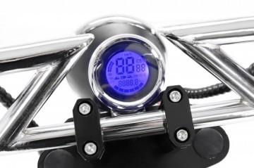 Scuter BEMI Harley eFlux Scooter 1500 Watt 60 Volt 20AH Omologat de strada UE