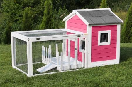 "Poze Cusca Vila Cabana iepuri NOU Kit Montaj ""Barbie"""