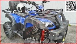 Poze NEW 125cc Hummer BLADE J10'' cutie forza 3 trepte +Revers Semi-Automat