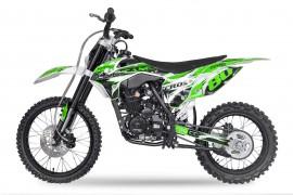 Moto Cross BEMI NITRO Hurricane 250cc Off-Road