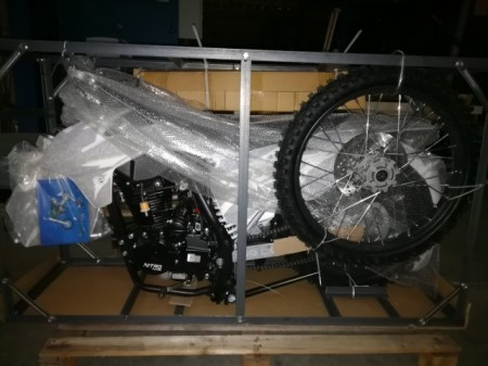 Poze Moto Cross BEMI NITRO Hurricane 250cc Off-Road