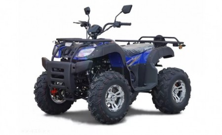ATV BEMI Grizzly XY200ST EFI Automatik CVT OMLOGAT EURO4 injection