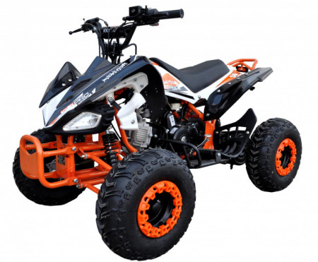 BEMI ATV 125cc 2WD RAPTOR jante 7'' D-N-R automatic