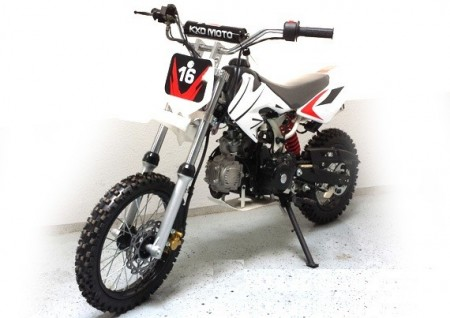 "MOTO CROSS DB-612 A 125cc J14"" e-Starter"