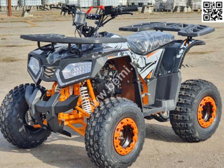 ATV BEMI 125cc Rugby Jante 8'' cutie 3+R Semi-Automat