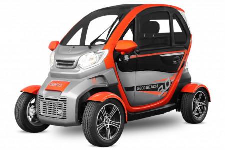 Automobil electric Easy Geco Beach 3000