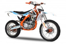 Moto Cross BEMI 250cc Dirtbike Ultimate