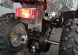 ATV BEMI BIG HUMMER Mega Grizzly 200CVT Full Automatic R10 +carlig