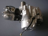 Motor ATV 125 semi-automatic cu revers R-0-1-2-3